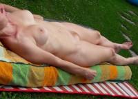 venushügel nackt