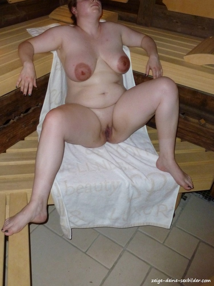 Dicke titten sauna