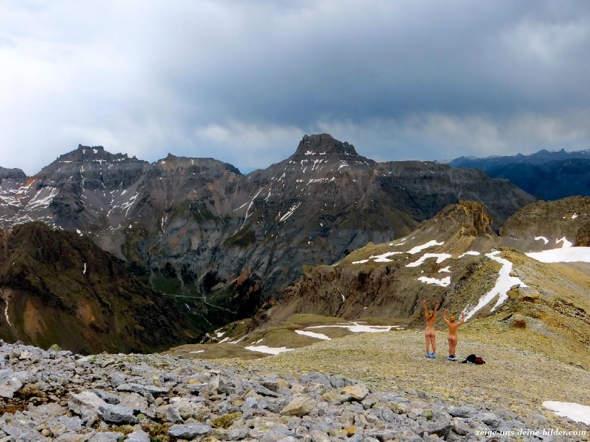 nackt Bergsteigen - Zeige deine Sex Bilder