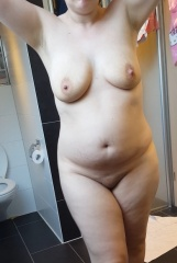 Dicke frauen zeigen sich nackt